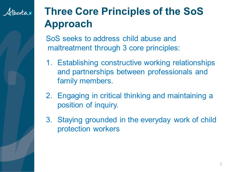 the core principles of nursing Five core principles define collaborative care and should inform every aspect of an implementation if any one of these principles is missing, effective collaborative care is not being practiced.