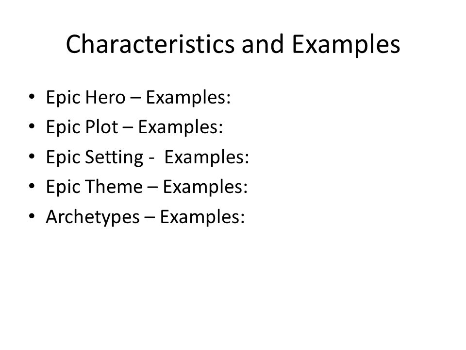 hero archetypes and epic conventions in Archetypes of the epic hero what is an epic a long story that explains  an epic hero one who goes on a long journey risking his/her life to help oneself as well as one's society what is an archetype a perfect example of a particular  valuable characteristics characteristics of the epic hero: is on a quest has superhuman strength.