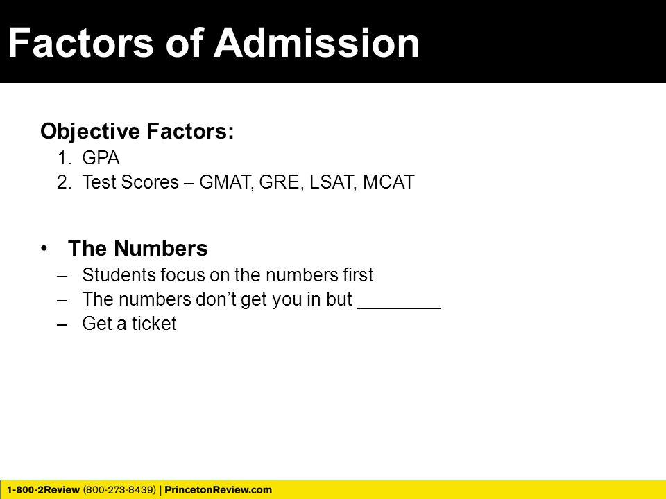 grad school seminar testing  u0026 admissions strategies