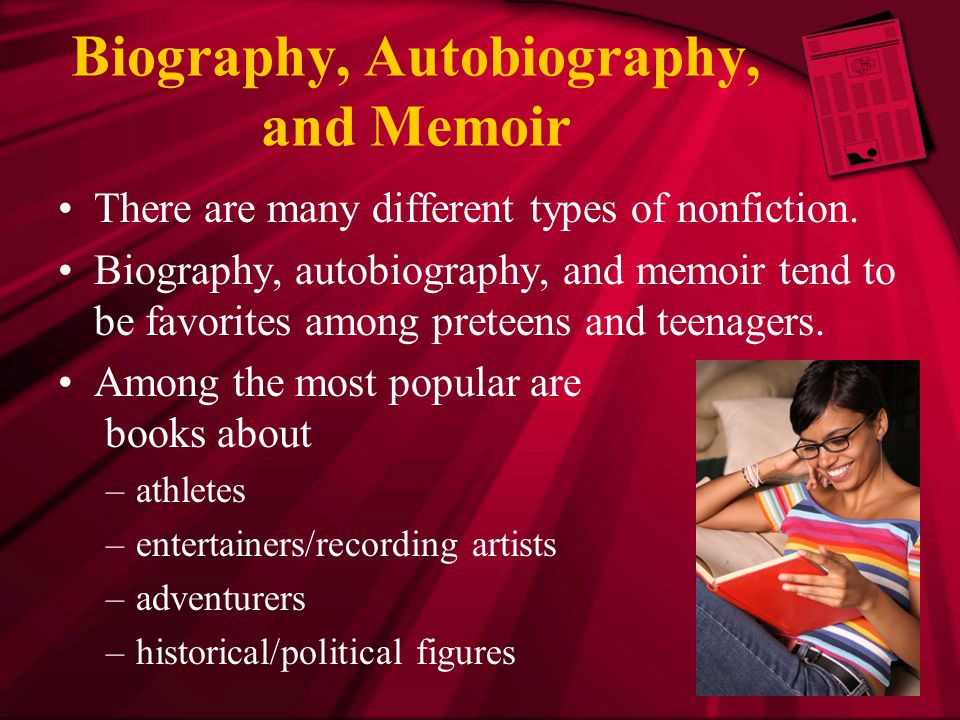 Most popular autobiography books