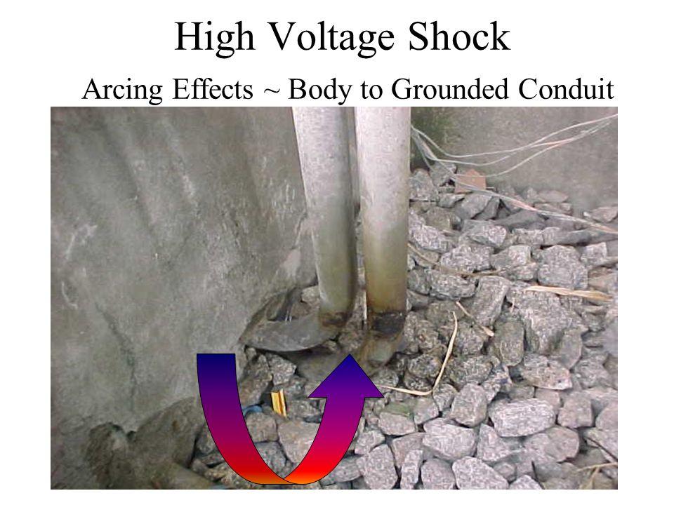 High Voltage Conduit : High voltage shock arc ppt video online download
