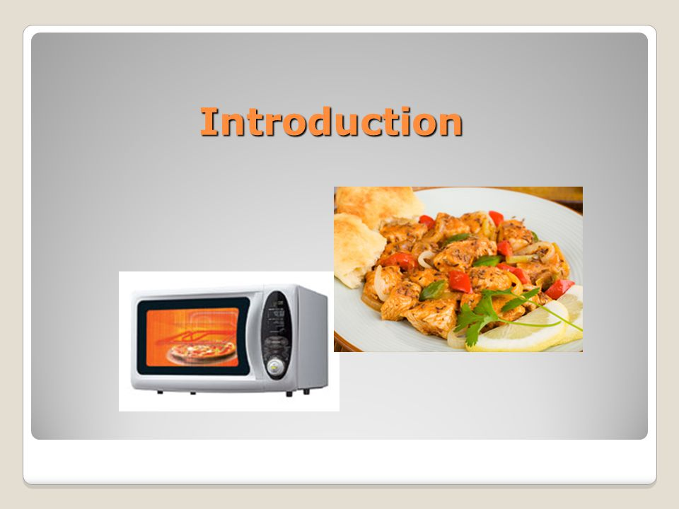 marketing microwave ovens to a new Market survey data show microwave oven owners are employing it as a  supplement to conventional cooking devices, with a tendency to smaller portion  cooking.