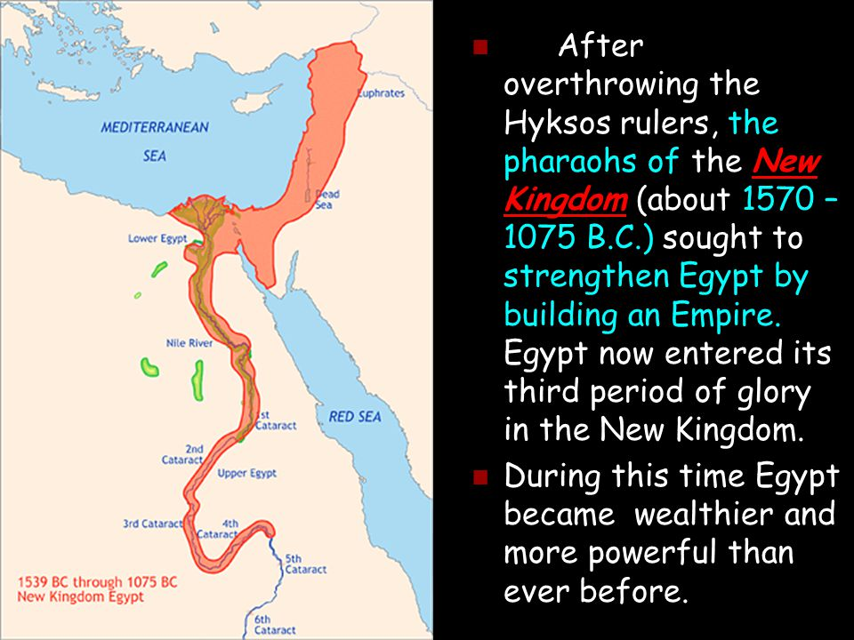 The Empires Of Egypt And Nubia Collide Ppt Video Online Download - Map of egypt during the new kingdom