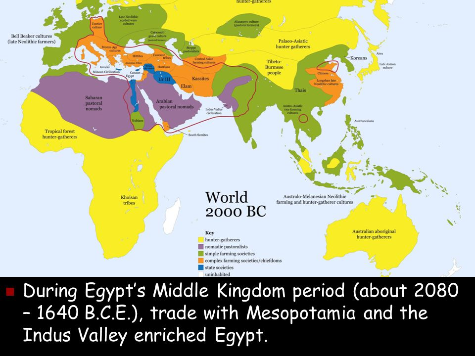 The Empires Of Egypt And Nubia Collide Ppt Video Online Download - Map of egypt during the middle kingdom