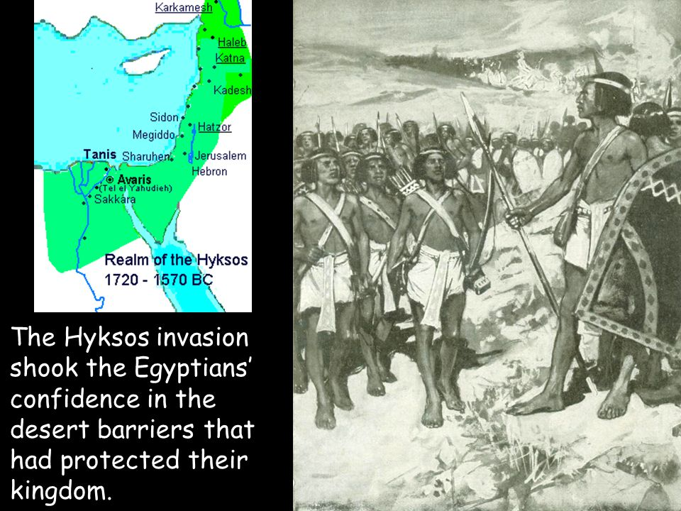 the origins of the hyksos The expulsion of the hyksos may not have been a single event, and many still read manetho's texts on the hyksos expulsion as a record of the israelites' exodus after the hyksos were defeated by ahmose, some hyksos people likely remained in egypt, perhaps as a subjugated class.