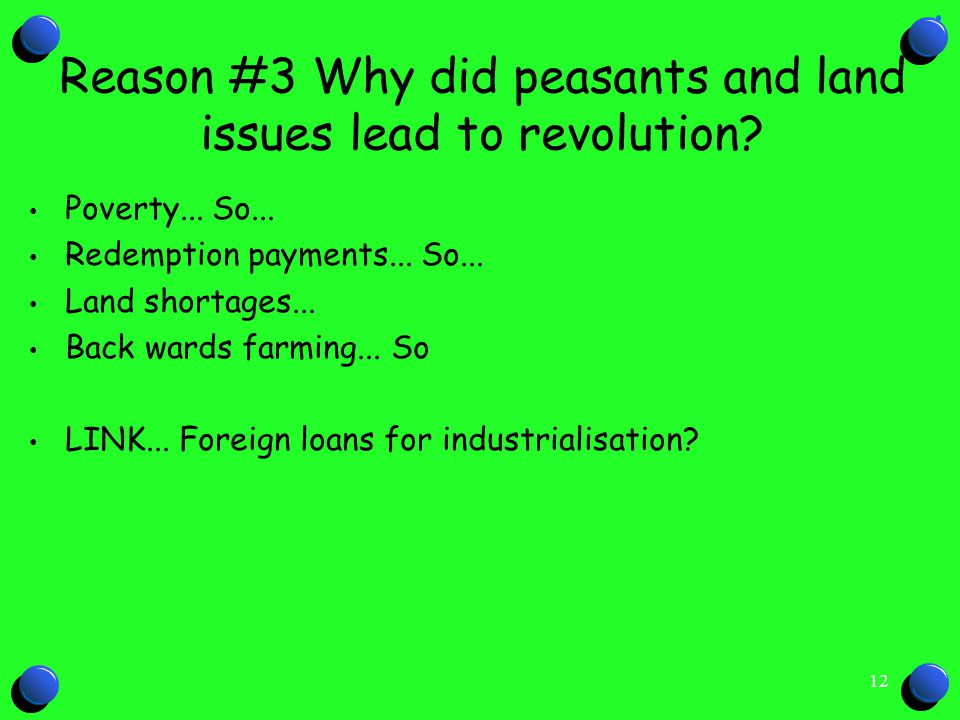 peasant farming problems faced by peasant A questionnaire on survey of problems facing by   agriculture problems but if the focus would be given on these problems we can completely get freedom from these .