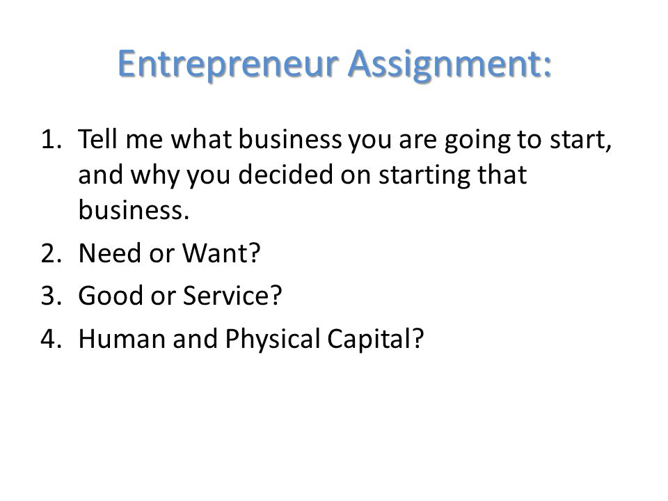 assignment 1 you are an entrepreneur Assignment 1 (bpvi-031)  we strongly suggest that you should retain a copy of your assignment responses wishing you good luck assignment-01  entrepreneur.