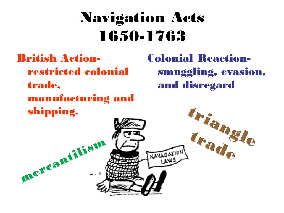 How did mercantilism affect the colonies of Great Britain?