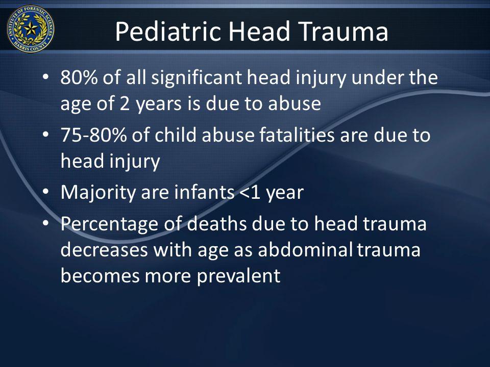 pediatric abusive head trauma essay