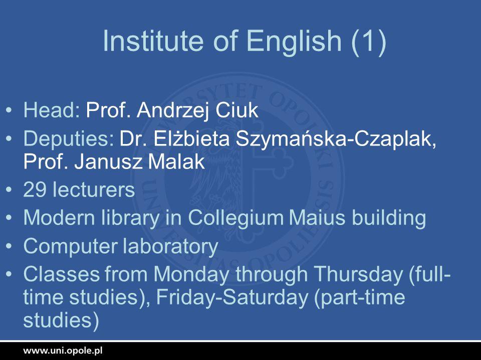 Institute of English (1)