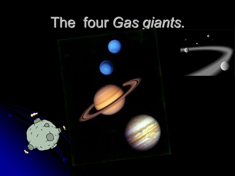 all four gas giants - photo #8