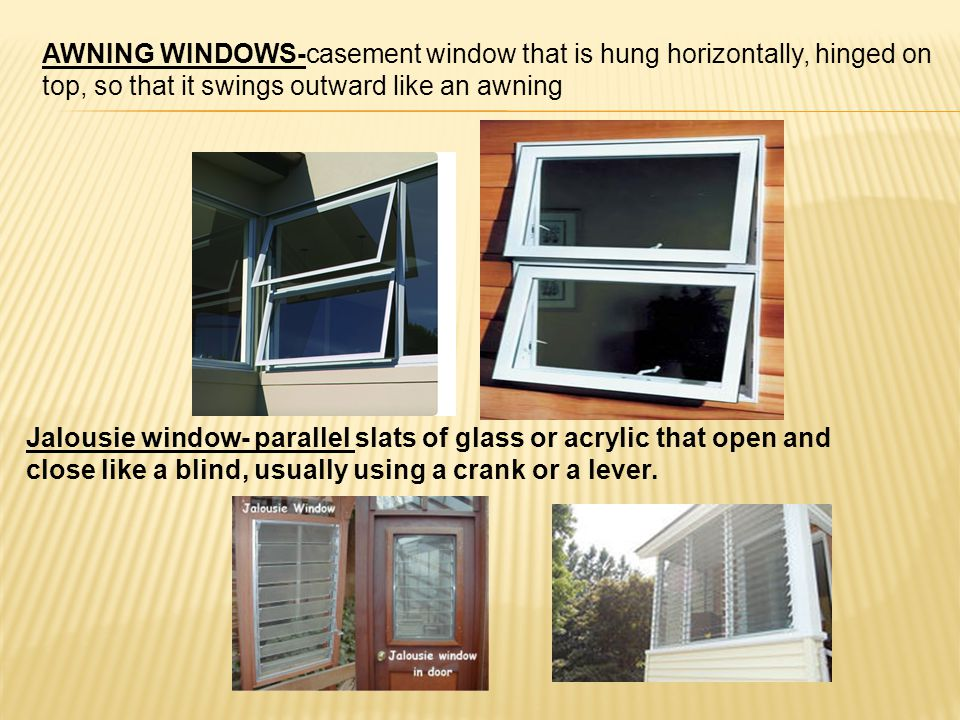 Parallel Hung Windows : Doors and windows ppt video online download