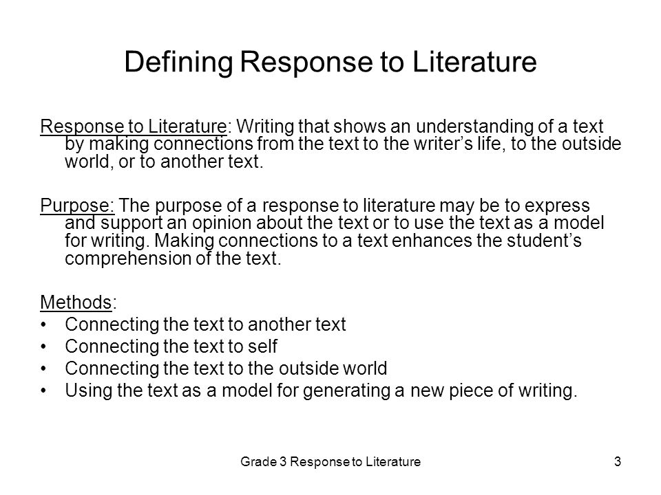Grade 3 Writing Assessment - Ppt Download