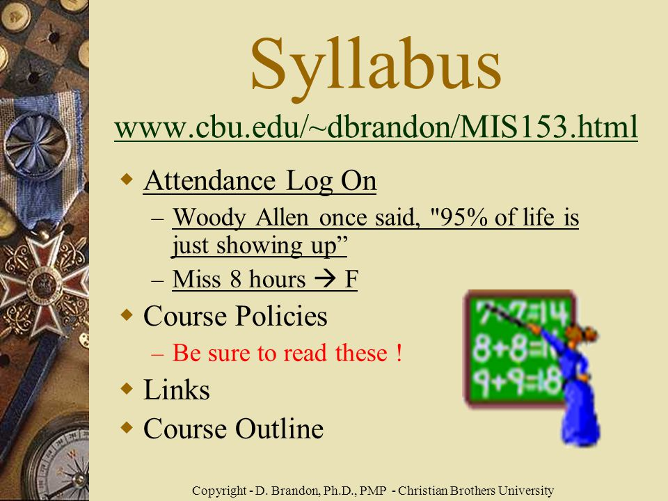 allen exam syllabus