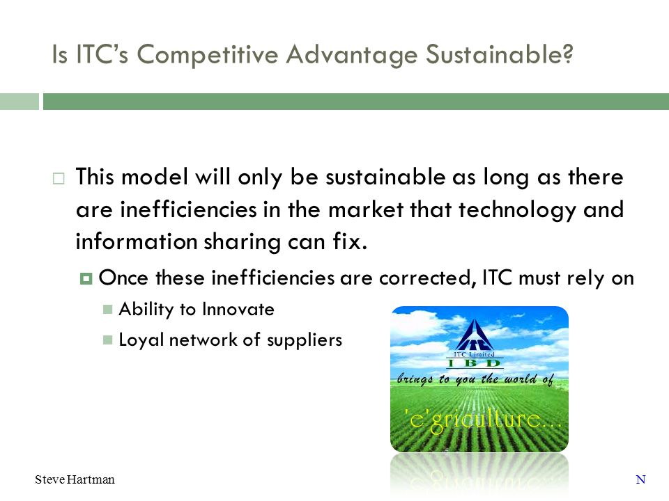 ITC Echoupal initiative: A challenge of inclusive growth ...