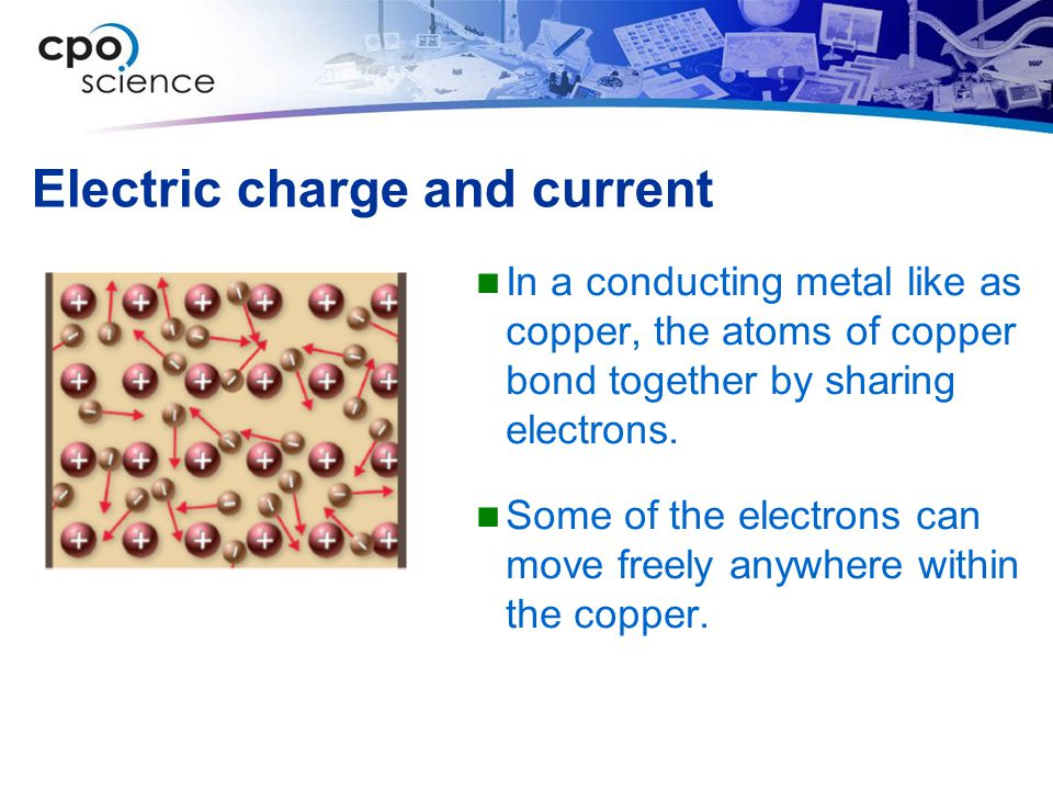 Electric charge and current