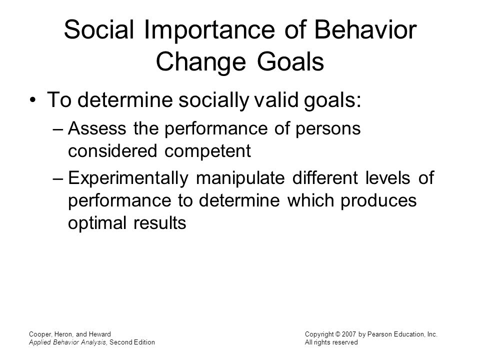 importance of social change pdf