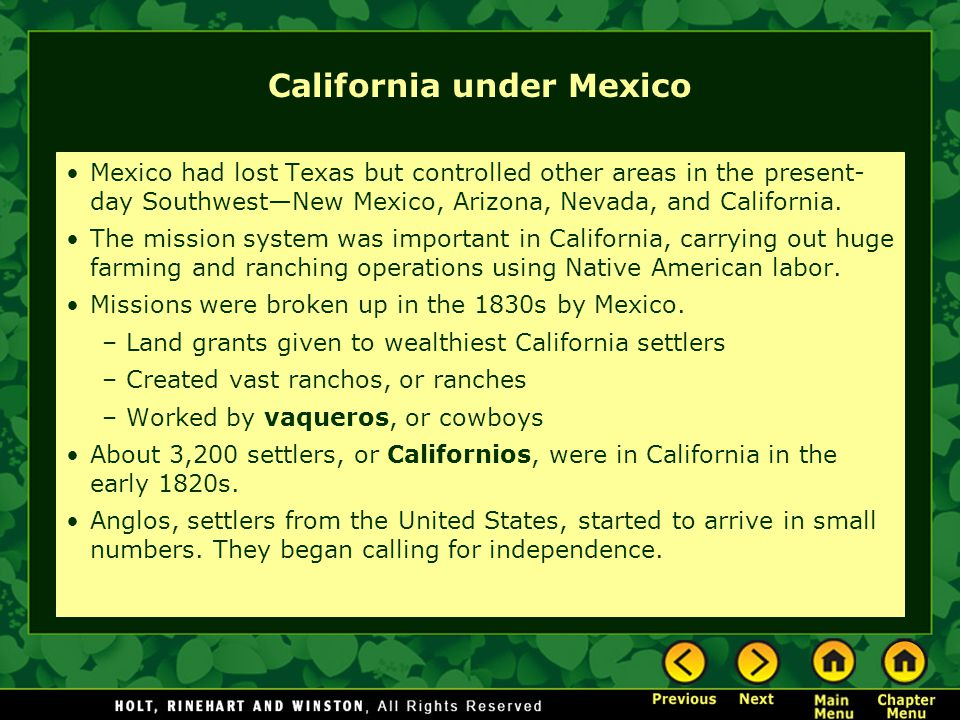 an analysis of the mexican american labor in california texas and mexico American latino theme study mexican knights of labor members formed assemblies in texas, new mexico, and california mexican american labor leaders.