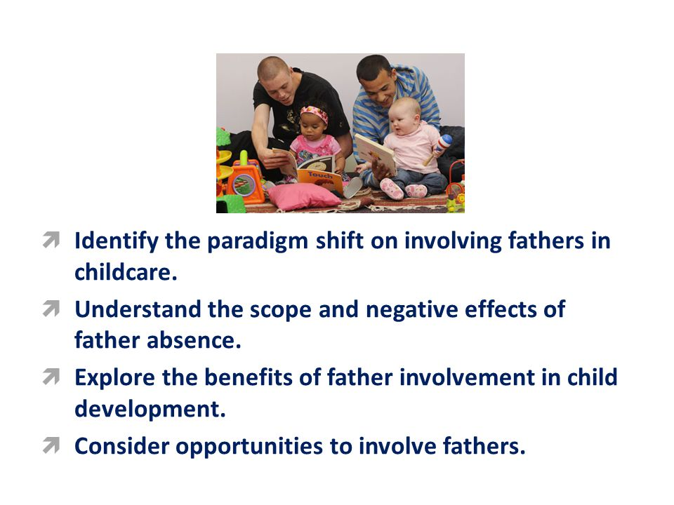 Psychological Effects of Growing Up Without a Father