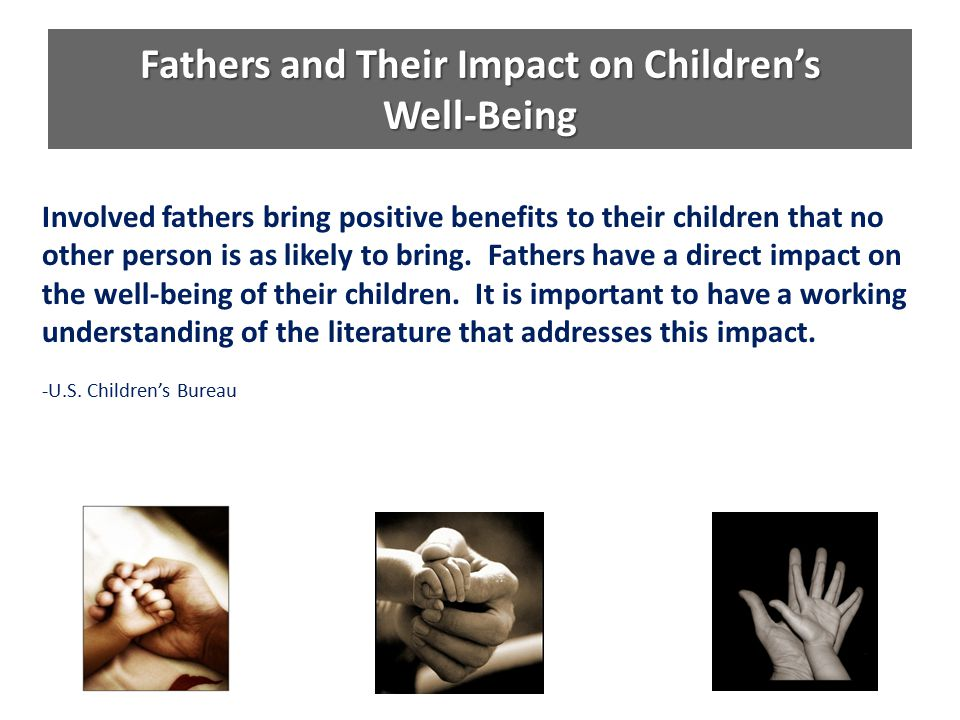 Engaging Fathers in Early Childhood Education - ppt video ...