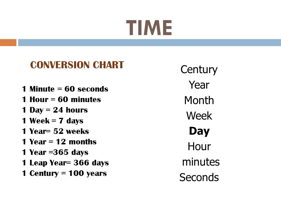 Units Of Time  Ppt Video Online Download
