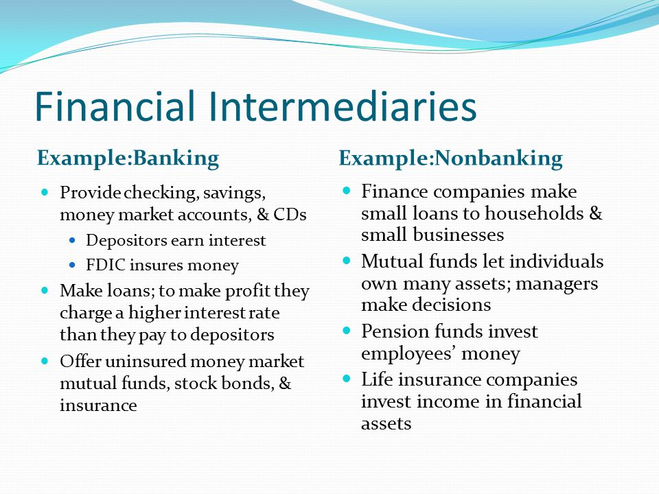 financial intermediaries exist purely because of Financial services and what is the potential application of it in financial services update but stock is convenient because it can exist in a purely digital.