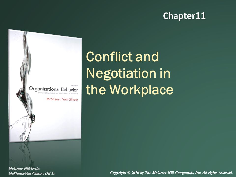 negotiation work conflicts essay Each negotiation style deals with conflict differently  however, the competing  style does not work well when used against another using the.