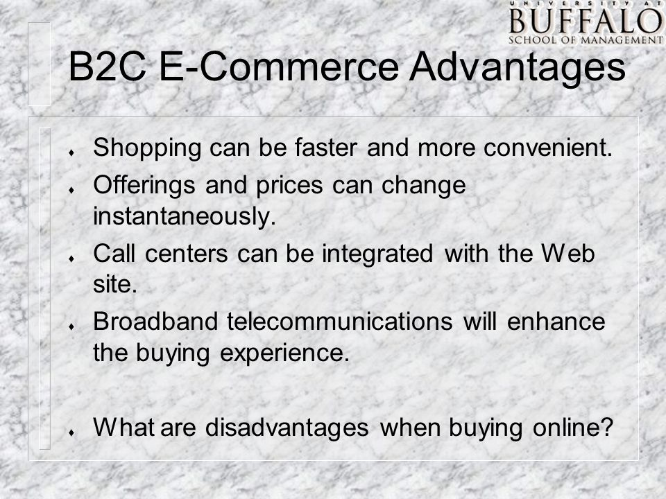 e commerce advantages and disadvantages Custom ecommerce website offers more flexibility and scalability  what are the  advantages and disadvantages of a custom e-commerce website rather than.