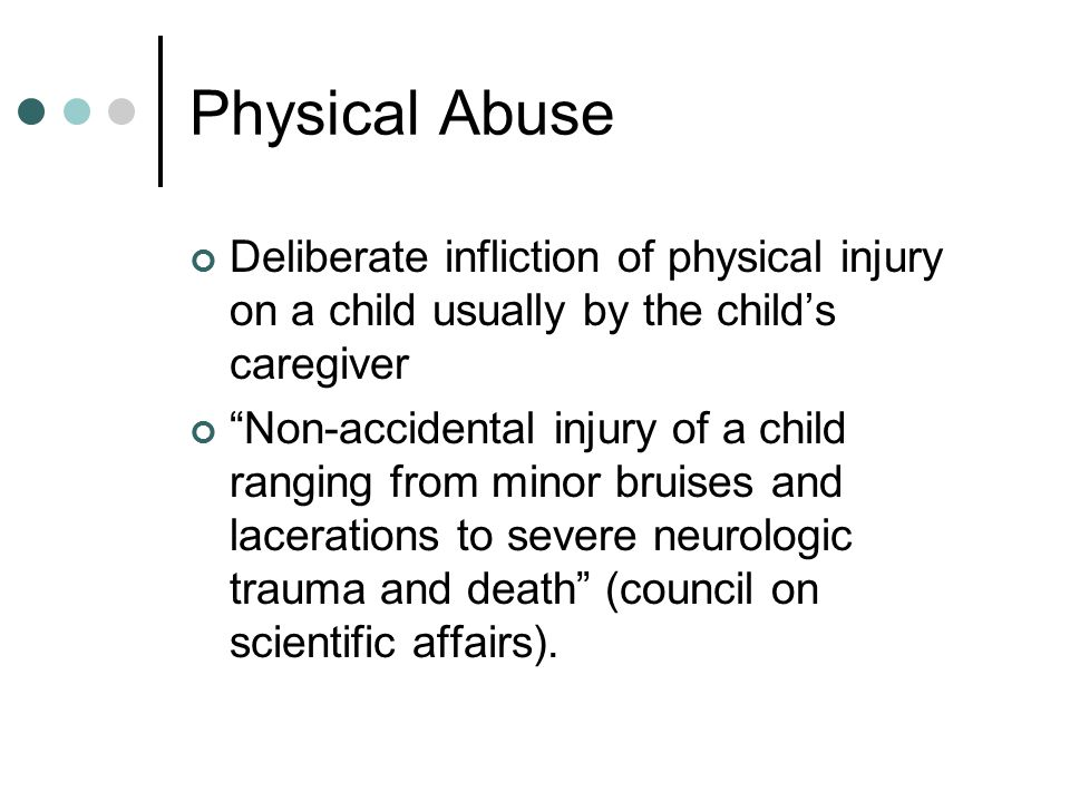 abuse neurologic sexual