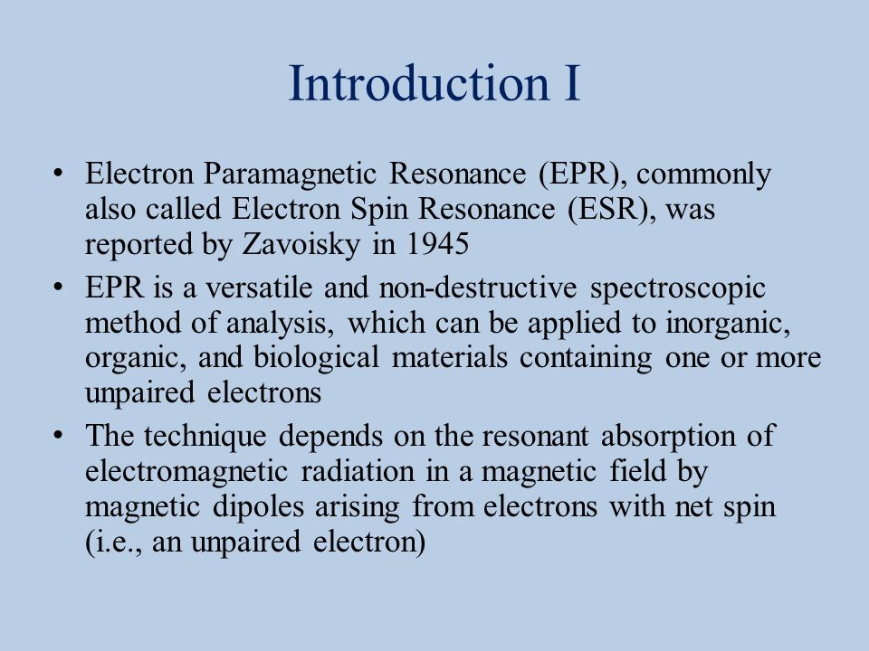 electron spin resonance esr dating of quaternary materials and methods