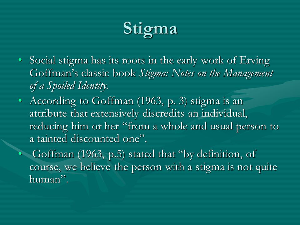 erving goffman stigma pdf download