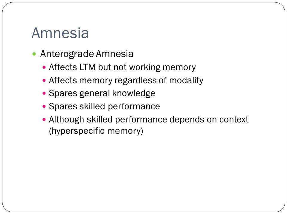 Long-Term Memory. - ppt video online download