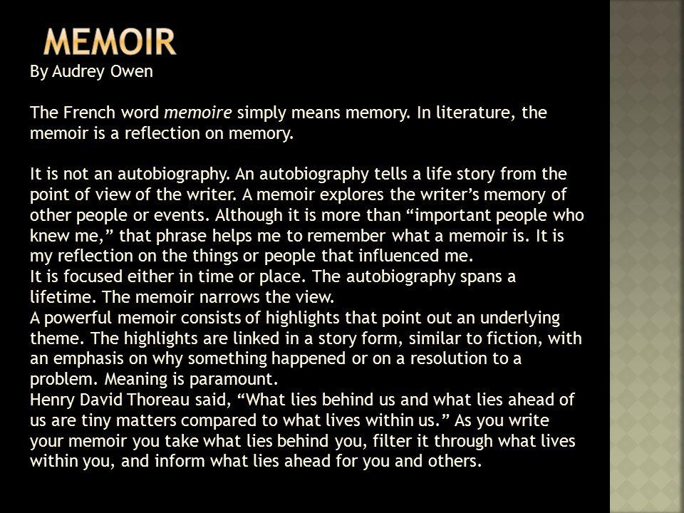 QUESTIONING MEMORIES - RETRACTOR STORIES