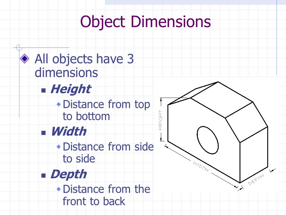 how to get width of object