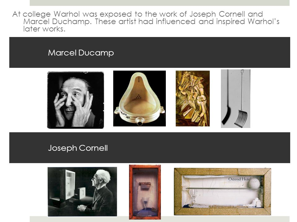 ANDY WARHOL Ppt Download