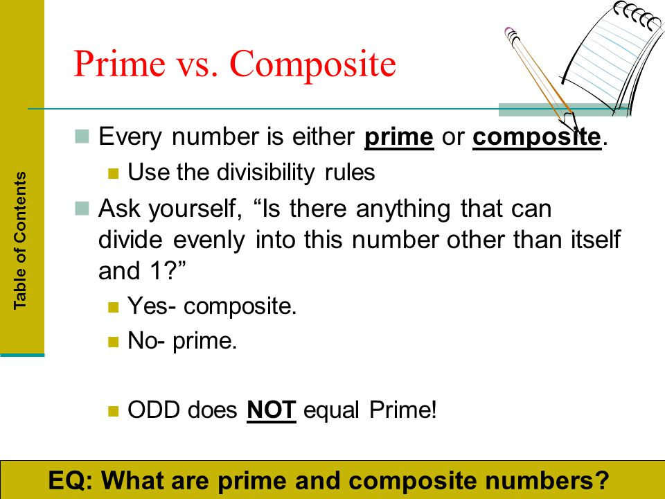 Greatest Common Factor Least Common Multiple Prime Factorization ...