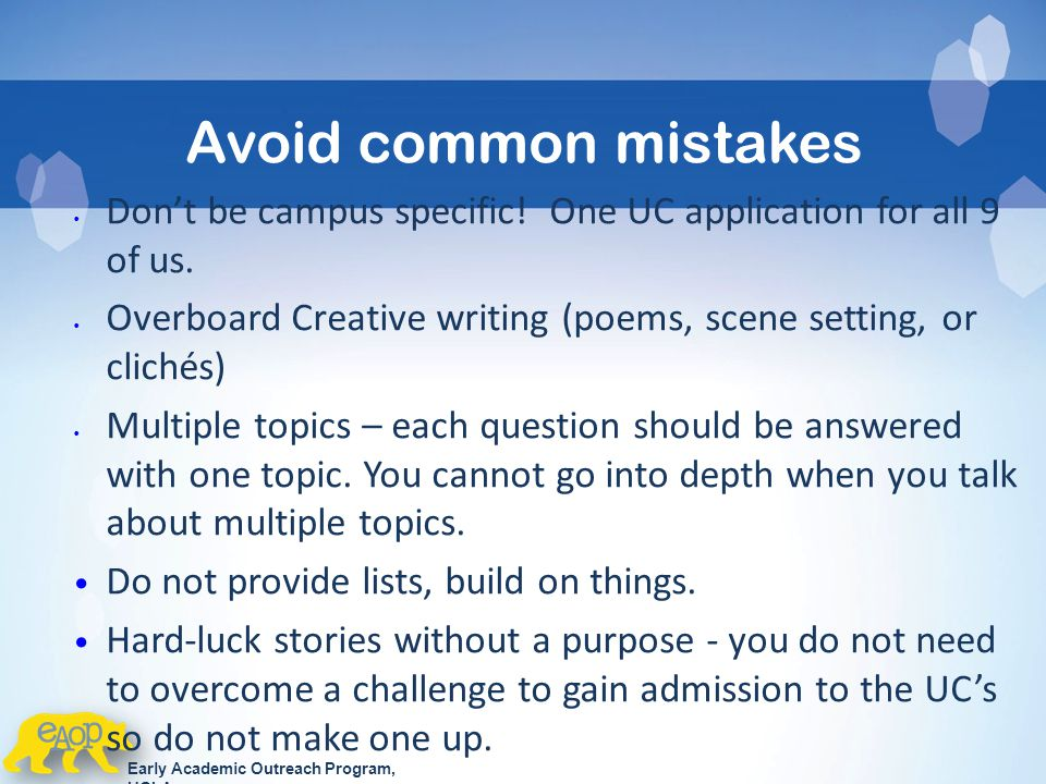 common app personal essay questions 2017-2018 common application essay prompts 1 some students have a background, identity, interest, or talent that is so meaningful they believe their application would be incomplete without it.
