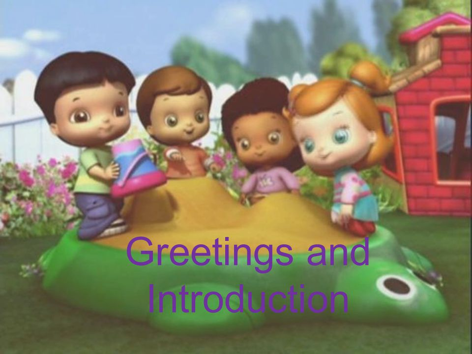 Greetings and introduction ppt video online download m4hsunfo