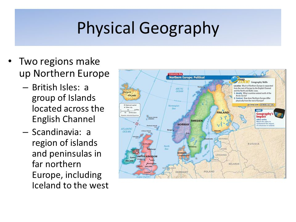 Northern Europe Chapter ppt video online download