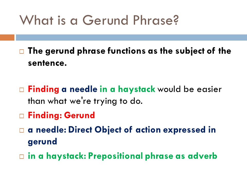 What are Gerunds? Grammar Rules and Examples