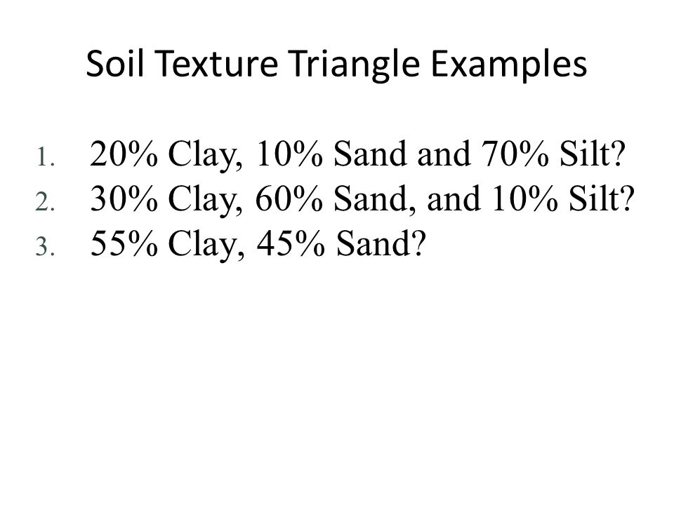 Growing Plants Hydroponically vs In Soil ppt video online download – Soil Texture Triangle Worksheet