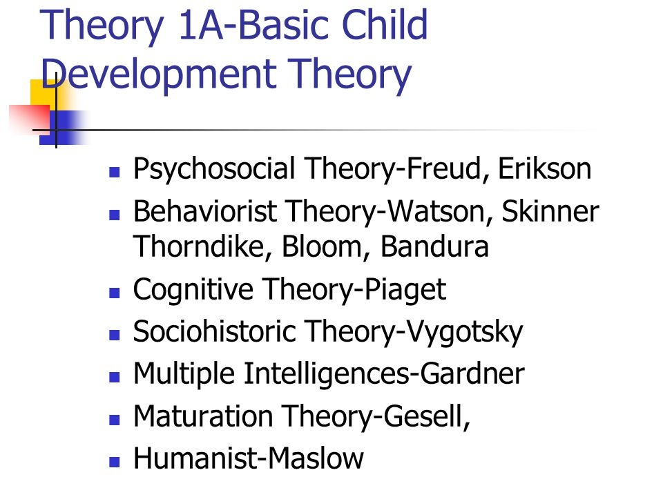 child theories development humanist maslow Development a humanistic learning theory 1 development a humanistic learning theory: following maslow's theory yadolla saeednia, mariani md nor.