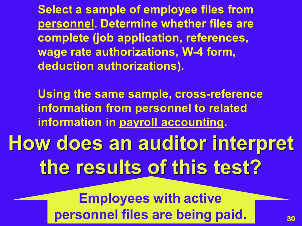 how does an auditor determine that The auditor also should determine whether it is necessary to make pervasive  changes to the nature, timing, or extent of audit procedures to adequately  address.