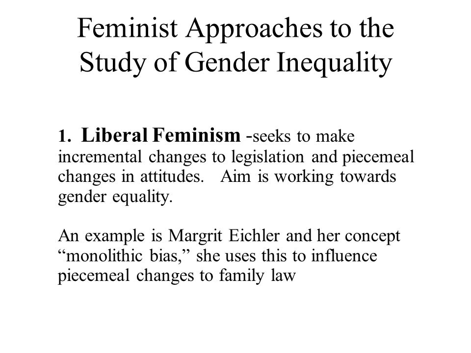 an introduction to the issue of gender inequality Essay gender inequality the issue of gender inequality is one which has been publicly reverberating through society for decades the problem  essay/term paper: gender inequality essay, term paper, research paper: gender see all college papers and term papers on gender  introduction to human services jeffrey, a.