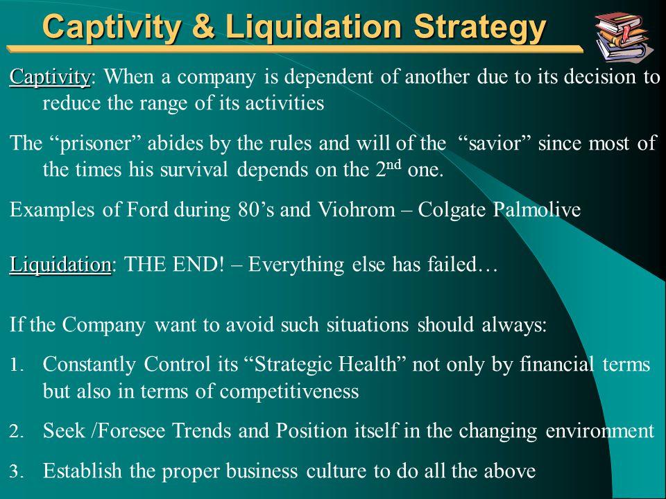 colgate palmolive strategy