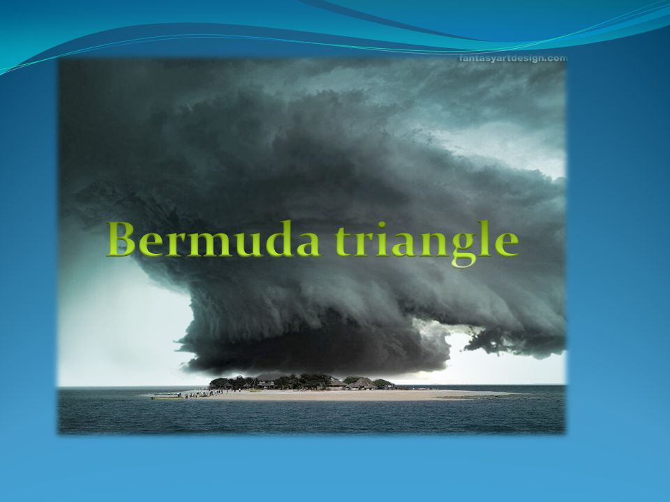 bermuda triangle research paper conclusion Conclusion it's hard to come to a final judgment on the bermuda triangle and its' phenomenal events the lack of evidence to tracing the missing boats, planes, and their members leads me to believe the triangle is purely supernatural.