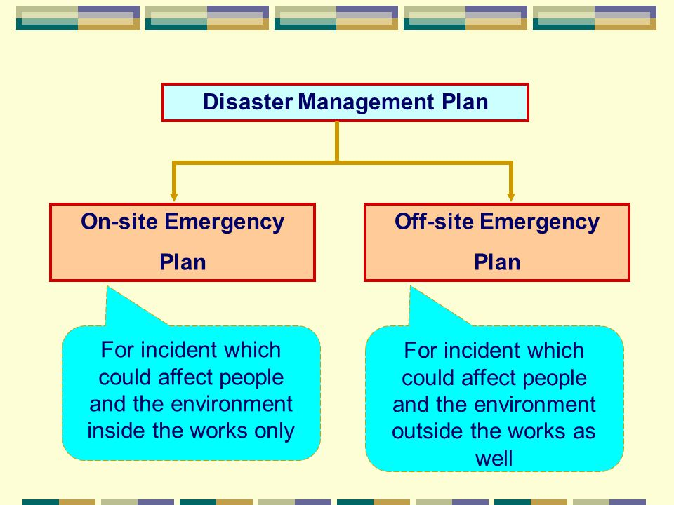 Disaster and Emergency Planning for People with