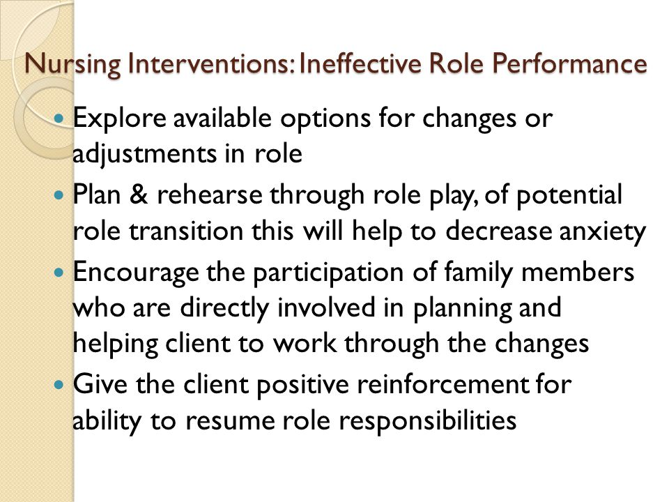 role transition in nursing A qualitative study of role transition from rn to apn sandra l spoelstra and lorraine b robbins abstract role transition from registered nurse to advanced practice nurse is a difficult process.