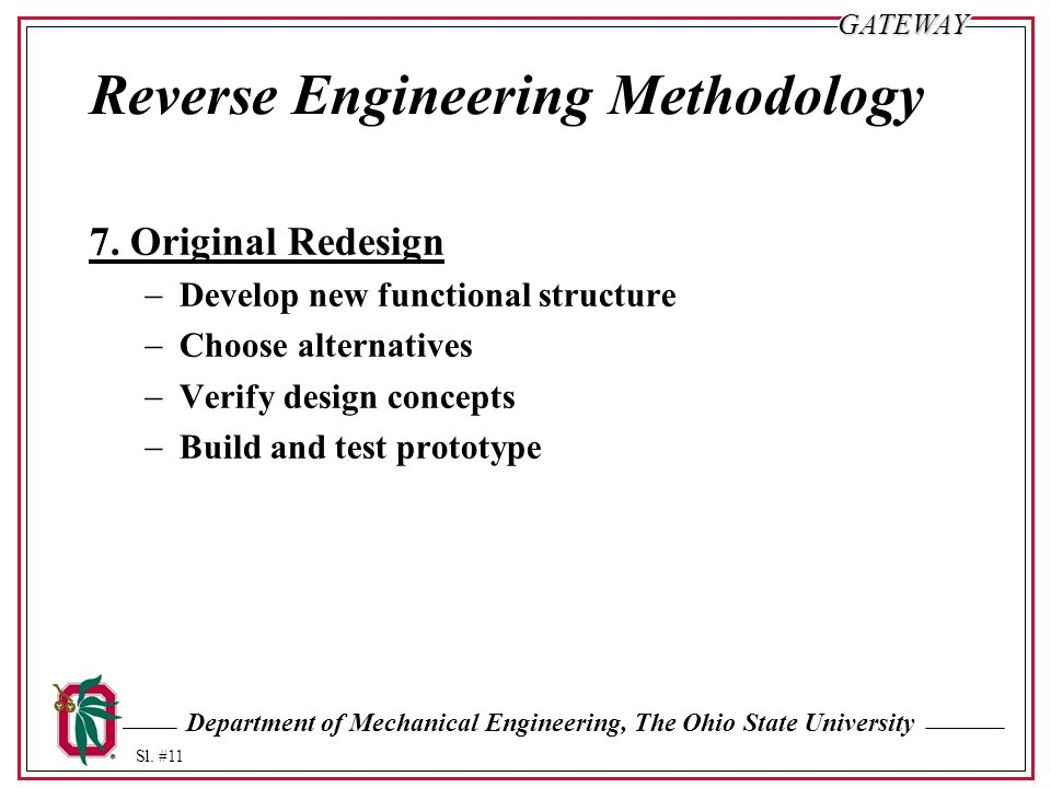 reverse engineering in product design pdf
