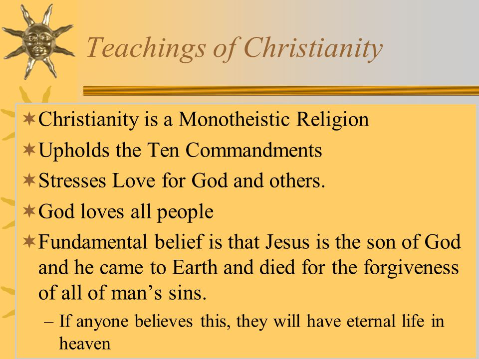 jewish christians understanding of god love and jesus In his first response above pertaining to the direction to love god, jesus  the christians call  jewish teachingthe exhortation to love peace.